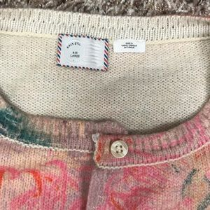 Anthropologie Sweaters - Anthropologie Floral Cardigan